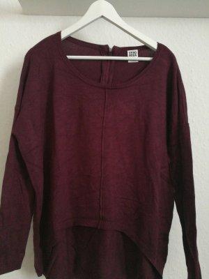 Pullover weinrot Vero Moda