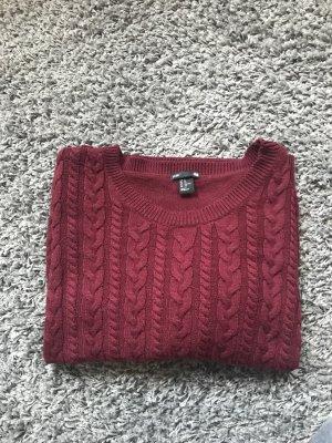 Pullover, weinrot von H&M