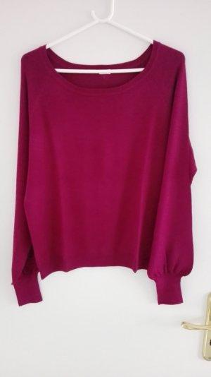 Pullover weinrot von Vero Moda