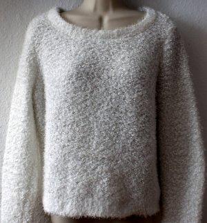 Pullover, weiß