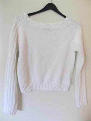 Pullover weiß Gr. 36 s.oliver