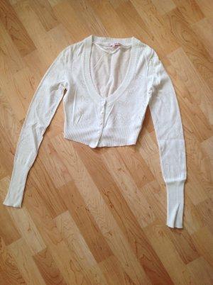 Pullover weiß Größe XS