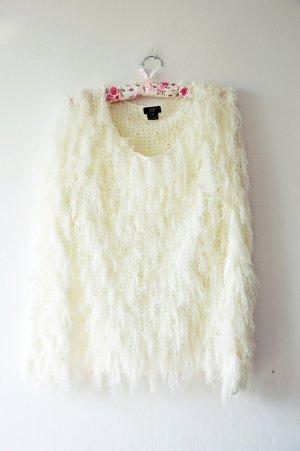 Pullover weiss, neu!