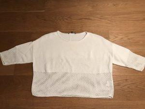 Pullover Weiß Rene Lezard 40