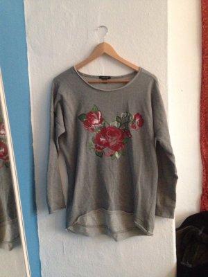 Pullover Winterpullover Langarmig Blogger Hipster Urban