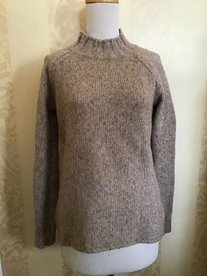 Pullover ,Wolle ,beige, GR.36/38