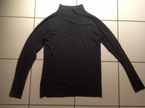 Pullover Wolle grau Tom Tailor