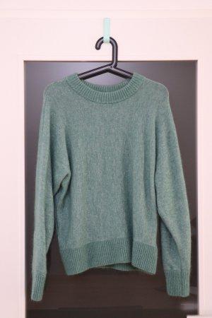 Pullover Wolle/Mohair von H&M, UNGETRAGEN