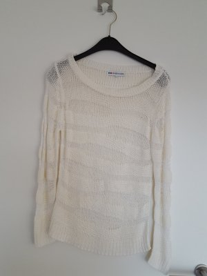 pullover wollweis even&odd