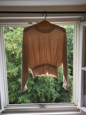 Pullover Zara Größe S beige
