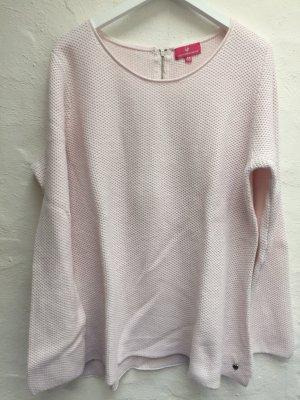 Pullover zartrosa *Lieblingsstücl* Gr. 46