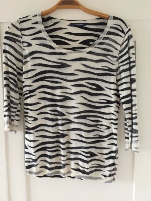 Atelier Gardeur Jersey negro-blanco