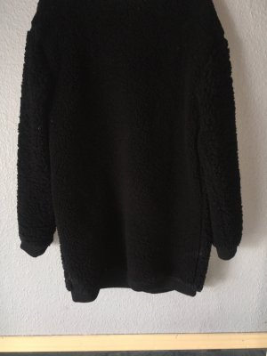 Boohoo Sweater Dress black