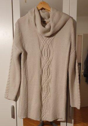 Pimkie Abito maglione bianco sporco