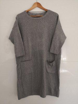 Vero Moda Robe pull gris clair