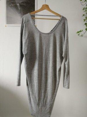 SheIn Robe pull gris clair