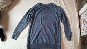 Pulloverkleid dunkel blau