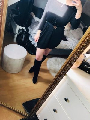 Only Sweater Dress black