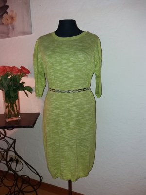Atmosphere Sweater Dress white-pale green