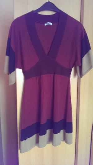 Pulloverkleid in tollen warmen Farben. Top Zustand!!