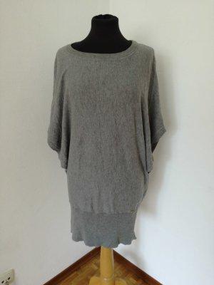 Pulloverkleid, Langer Pullover kurzarm