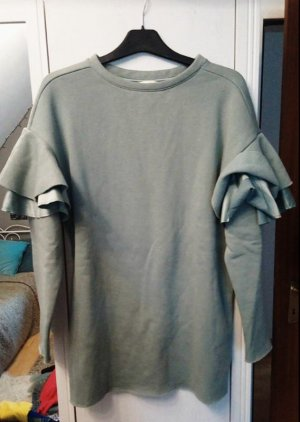 Sweater Dress pale blue