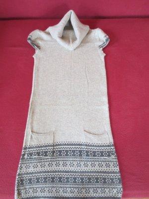 Sweater Dress multicolored cotton