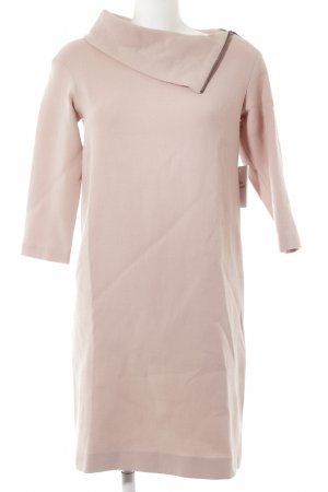 Sweater Dress pink elegant