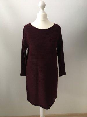 Asos Abito maglione bordeaux-marrone-rosso