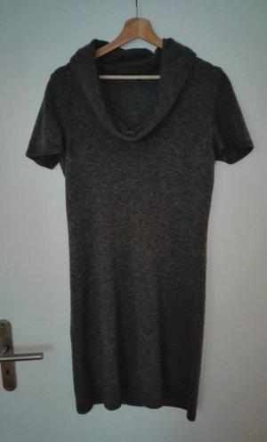 Benetton Vestido de lana gris