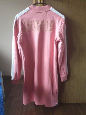 Puma Robe pull blanc-rose