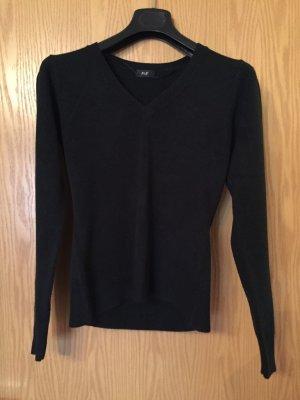 F&F V-Neck Sweater black