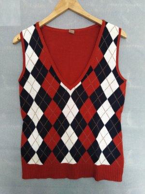 AJC Fine Knitted Cardigan multicolored mixture fibre