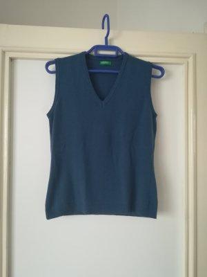 Pullunder Benetton Wolle