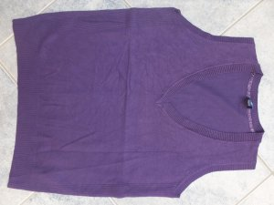 Cecil Fine Knitted Cardigan lilac mixture fibre