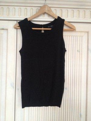 Pullunder H&M Größe 36 schwarz