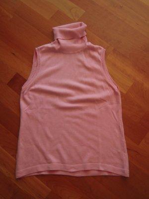 Pullunder S. MARLON Rollkragen rosa