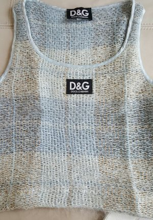 Dolce & Gabbana Jersey sin mangas multicolor