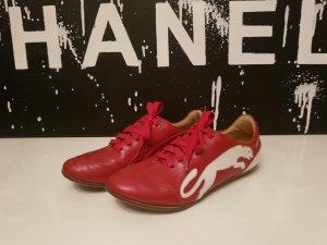 Puma Alexander van Slobbe Leder Sneaker gr 36