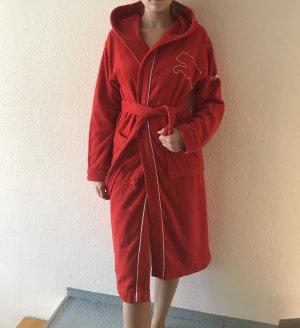 Puma Badmantel rood