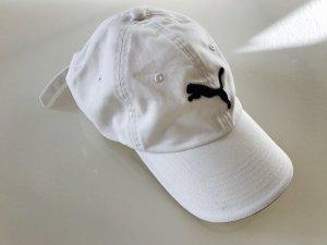 Puma Basecap in weiß