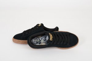 Puma Basket & Careaux Black 38,5 = 38 NEU