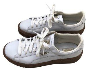 Puma Basket Core Leder Sneaker