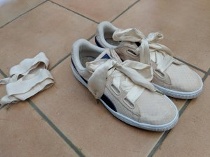 Puma Sneakers cream-blue