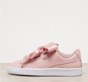 Puma Basket Heart