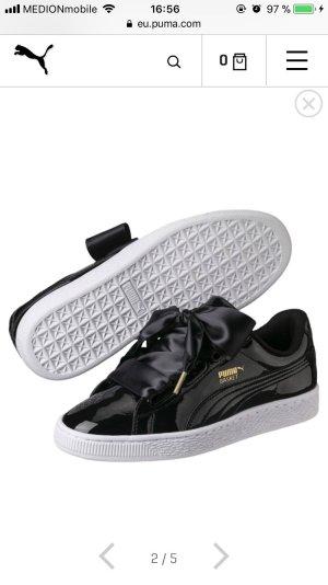 PUMA Basket Heart Patent Sneakers NEU OHNE KARTON
