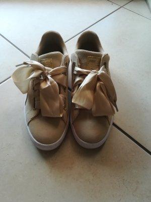 PUMA BASKET HEART - Sneaker low - Beige - Größe 41