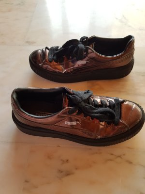Puma Sneakers brown