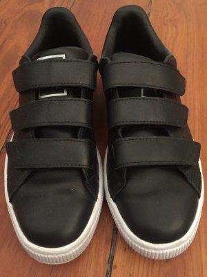 PUMA Basket Sneaker aus Leder