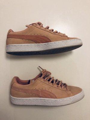 Puma Basket Sneaker Rosa